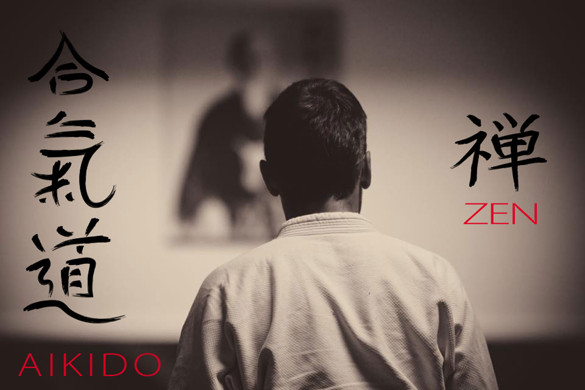 Aikido Zen Mind: on the path to truth and natural power