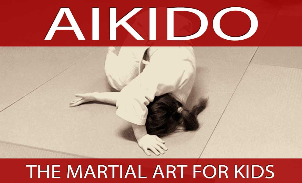 Aikido practice for kids (Aikido for aikikids)