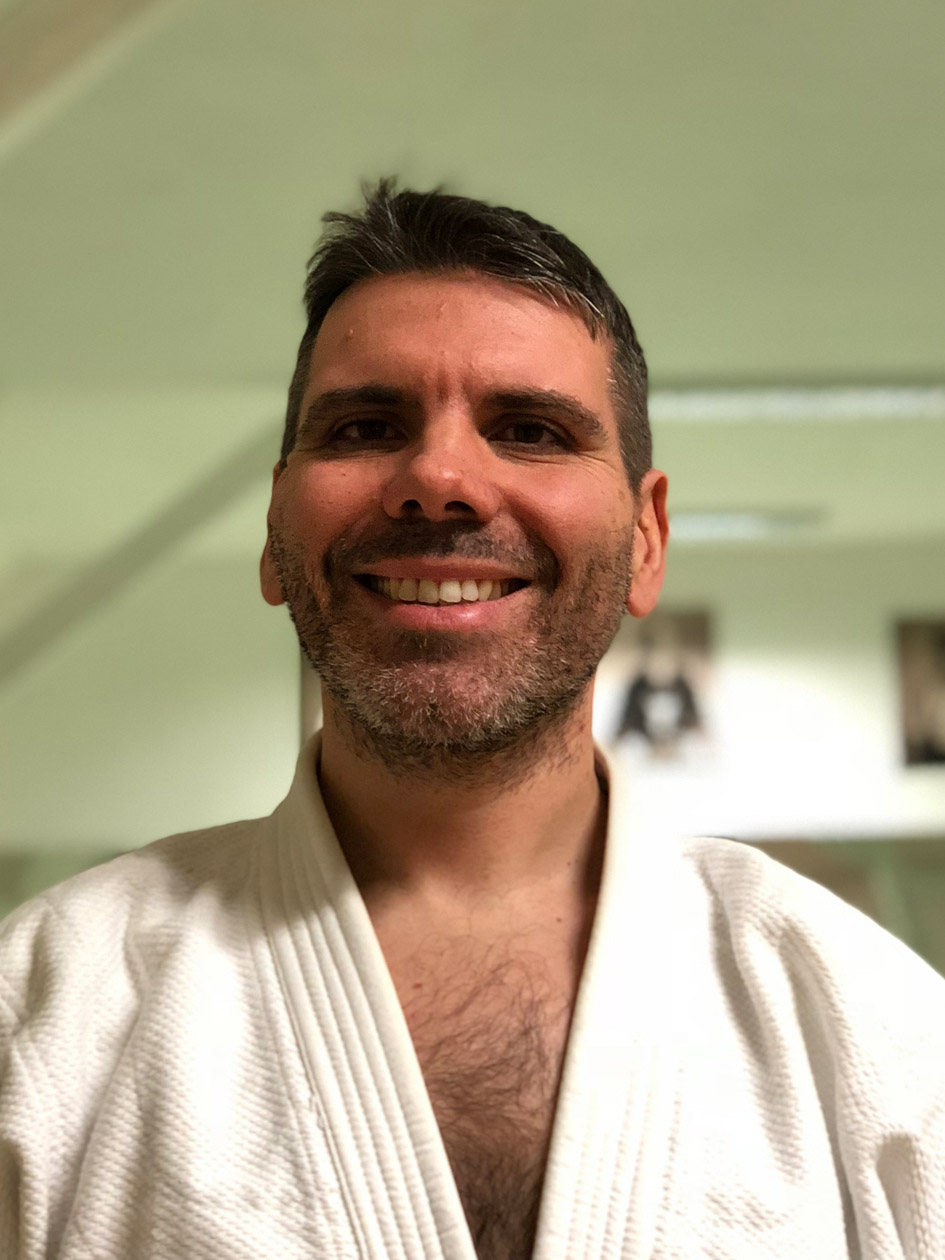 Horst Haider (Body-Mind-Connector, Dojo Osteopath)